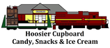 Hoosier Cupboard Candy and Snacks370 E. Jefferson St. Franklin, IN 46131317-346-0680